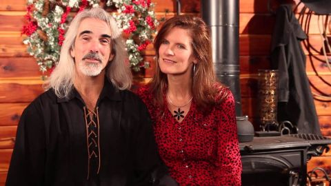 Guy Penrod and Angie met in University days