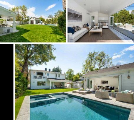 Naomi and her husband's house in Studio City is worth an estimated amount of $2.72 million.