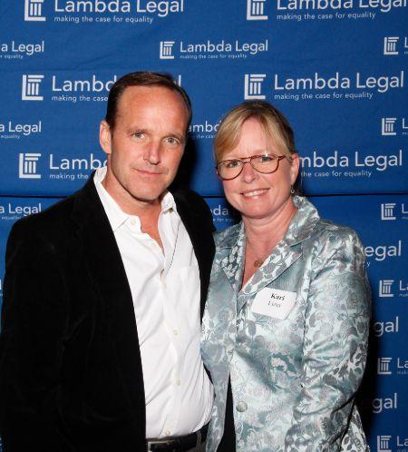 Kari Lizer was married to Robert Romanus in 1994.