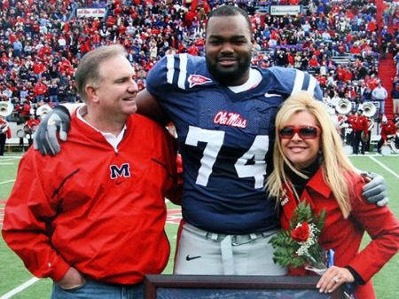 Sean Tuohy and Leigh Anne Tuohy have 3 kids.