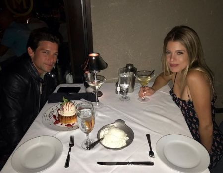Daren Kagasoff and Breanna are in a relationship since 2019.