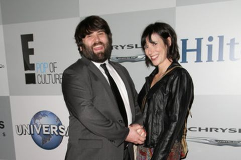 John Gemberling is married to Comedian and actress Andrea Rosen.