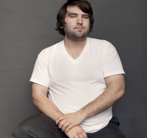 John Gemberling stands at a height of 5 feet 8 inches.