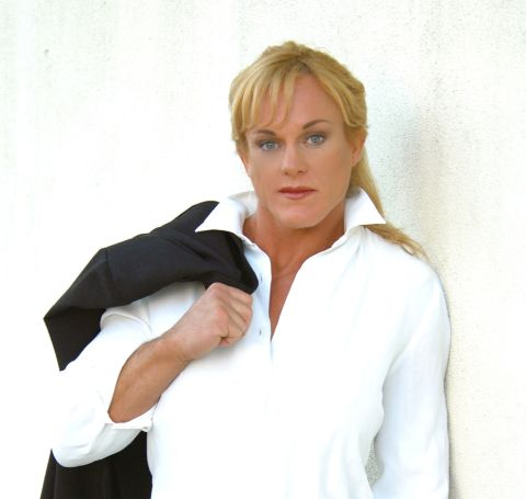 Jayne Trcka is a actor and fitness model.