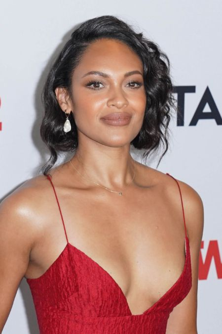 Cynthia Addai-Robinson has an estimated net worth of $500,000.