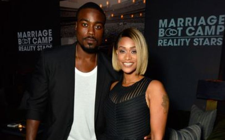 The 32 years old Reggie Youngblood is a husband of Tami Roman