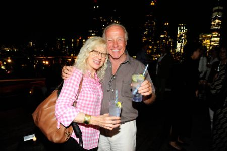 Jackie Martling was married to Nancy SIriani