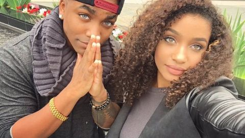 Corie Rayvon's dated comedian, and internet sensation Khalil Underwood