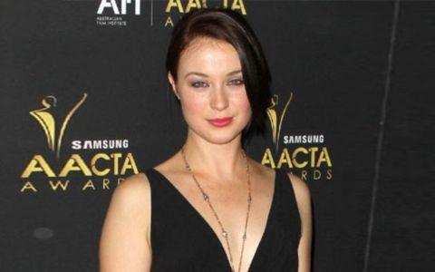 Robin McLeavy is an  Australian actress..