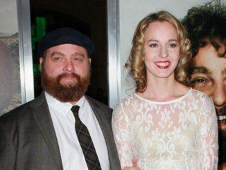 Quinn Lundberg is a wife of Zach Galifianakis