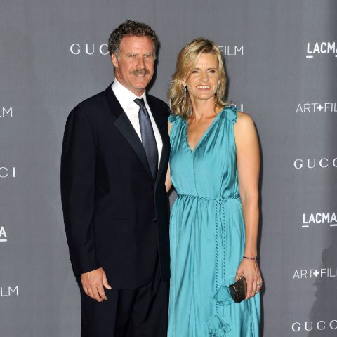Magnus Ferrell's father Will Ferrell and mother Viveca Paulin