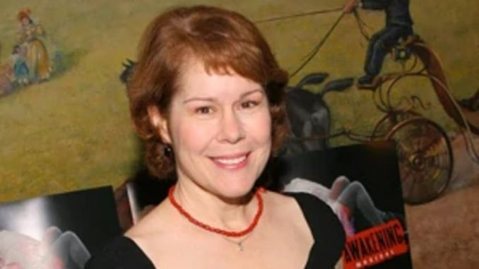 Christine Estabrook was married to Vic Polizos