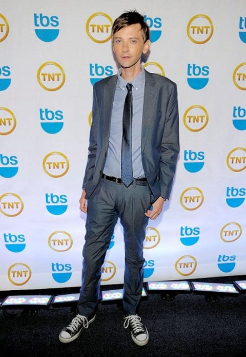 DJ Qualls is happily single at the moment.