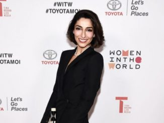 Necar Zadegan has a net worth of $2 million