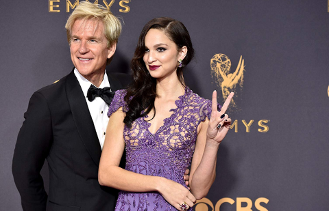 Ruby Modine's father is a actor.