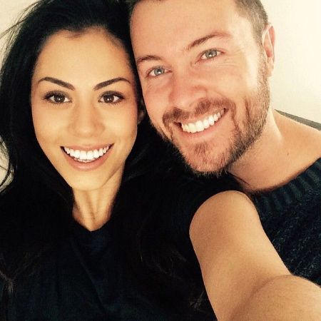 Dan Feuerriegel and Jasmine are together since 2015