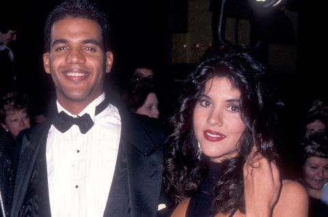 Allana Nadal's ex husband was previously married to Kristoff St. John.