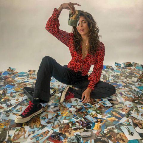 Kyra Santoro is an American model.