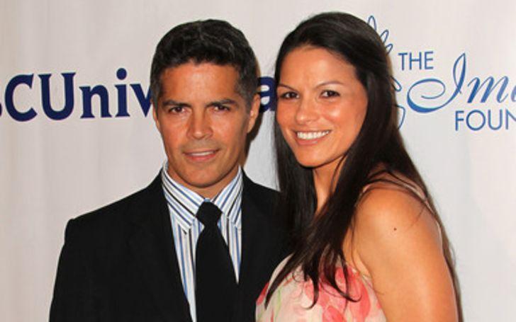 Elvimar Silva is the girlfriend of Esai Morales.