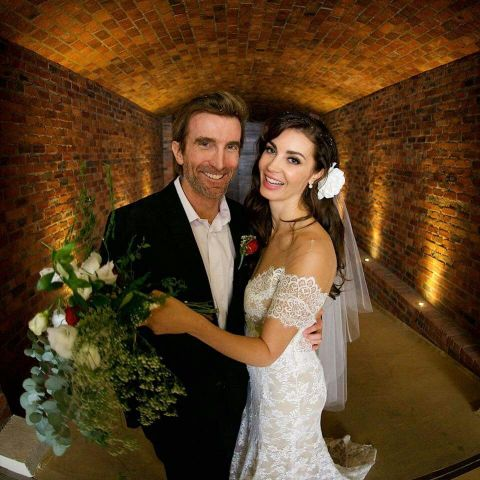 Sharlto Copley is a husband of Tanit Phoenix.