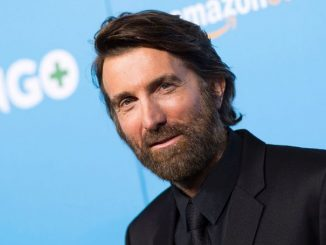 Sharlto Copley is a married man.