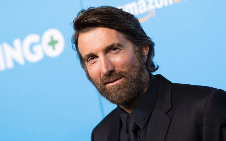 Sharlto Copley is a Married Man; His Wife?