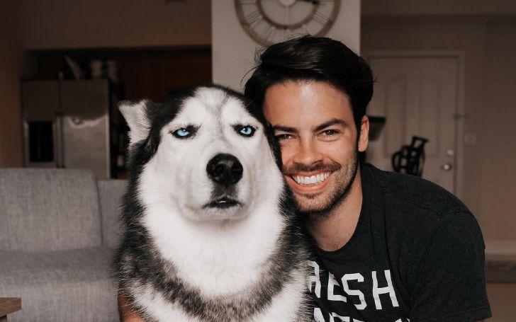 Joey Ahern Pet Dog, Steel the Husky, Family, Dating Affairs, Wiki-Bio
