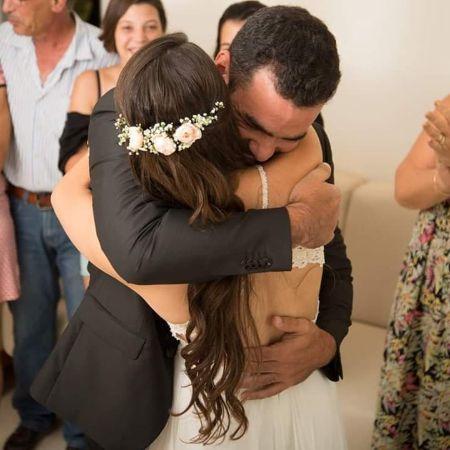 Yehuda Devir and Maya Devir exchanged vows on July 28, 2016.