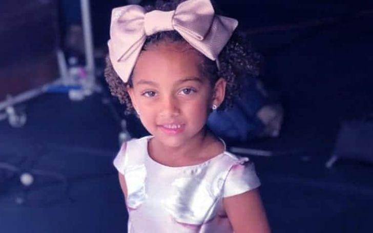 Chloe Chrisley is 7 years old
