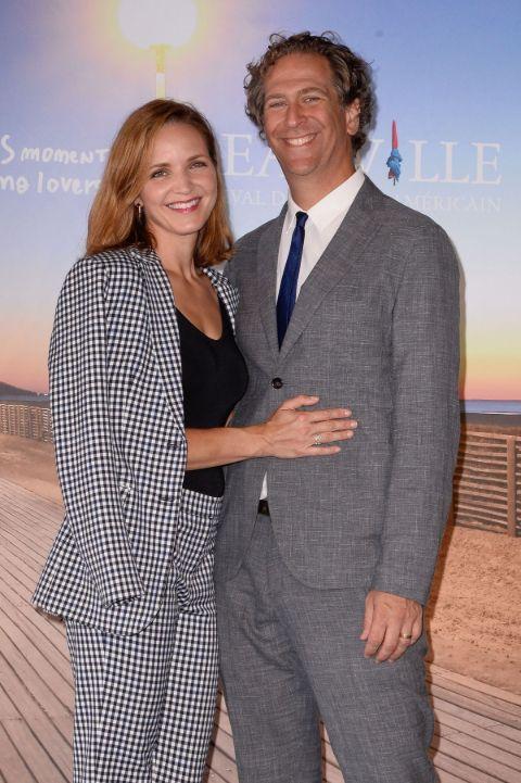 Jordana Spiro and spouse Matthew Spitzer