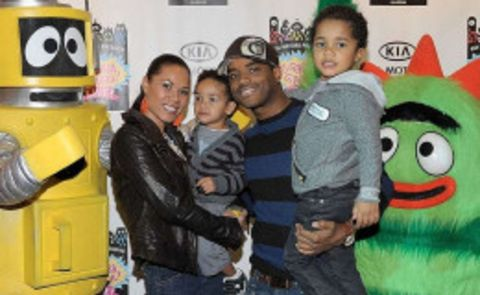Tomasina Parrott has four sons with her husband