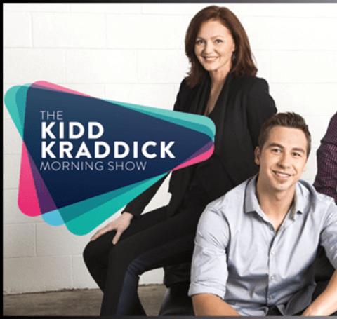 Kidd Kraddick at the wallpaper of  Kidd Kraddick Morning Show.
