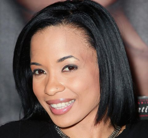Karrine Steffans featured in a music video with Jay Z.