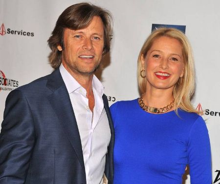 Katherine LaNasa and Grant Show have a daughter together.