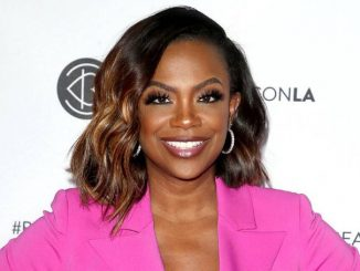 Kandi Burruss has a net worth of $35 million
