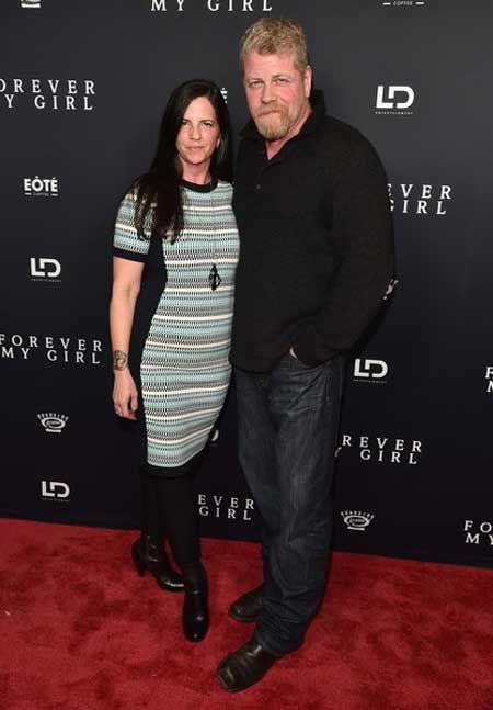Michael Cudlitz is in a marital relationship with actress Rachael Cudlitz.