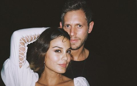 Nathalie Kelley first met Jordy through a friend