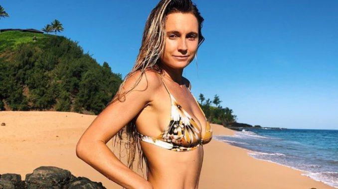 Alana Blanchard is 29 year old former american professional surfer and now Bikini model and designer for Rip Curl.
