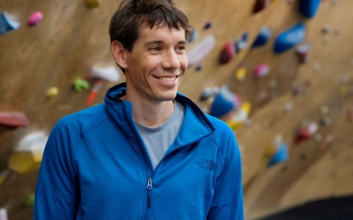 Alex Honnold Married Fellow Climber; Who is She?