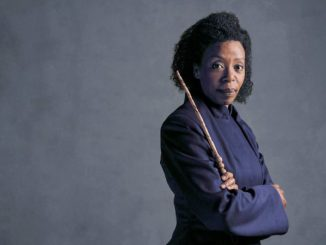 Noma Dumezweni appeared in a Broadway show, Linda at London's Royal Court Theatre. Source: Oprah