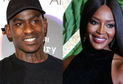 Skepta and Naomi dated for more than a year.