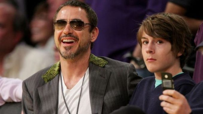 Indio Falconer Downey Jr. owns a whopping net worth of $500 thousand. Source: USA Today