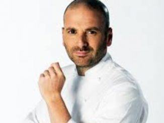 George Calombaris accumulates a staggering net worth of $4.5 million. Source:Entertainment Bureau