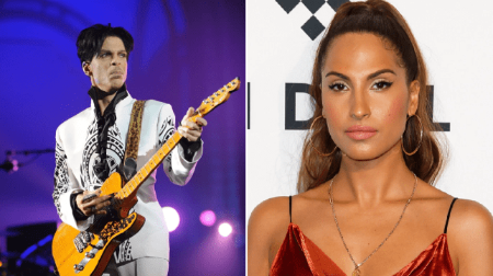 Prince was a mentor and a close friend of Snoh Aalegra.