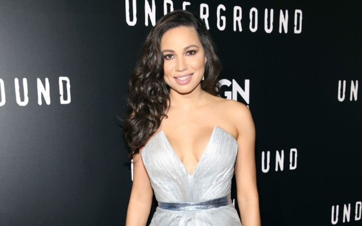 Jurnee Smollett-Bell is a Millionaire: Details About Her Married Life