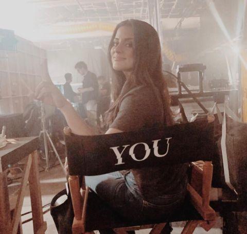 Carmela Zumbado cast of the netflix series You.