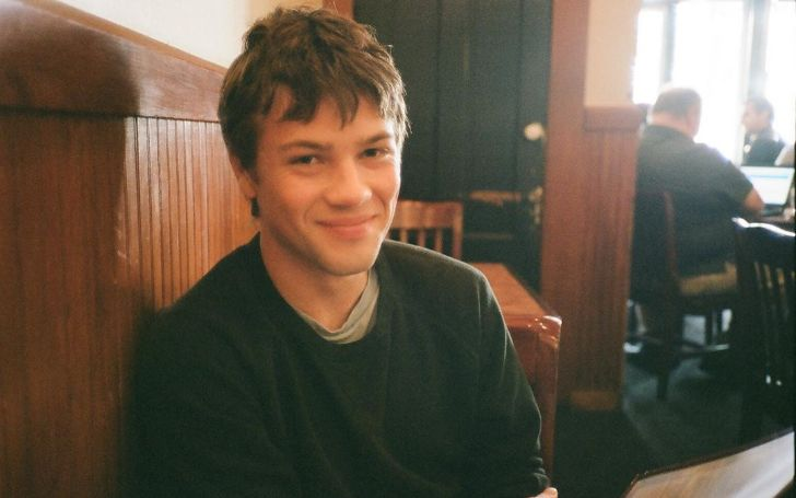 Connor Jessup is playing in the Netflix series, Locke & Key.