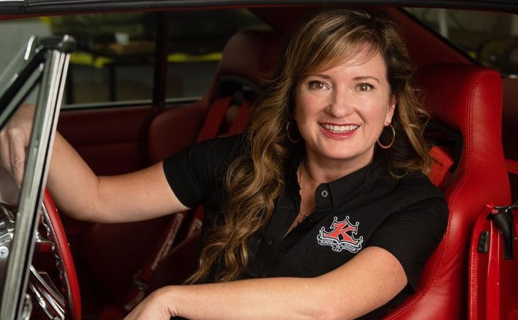 Charity Kindig owns a staggering net worth of $2.5 million as the Vice-President of Kindig-It Designs.