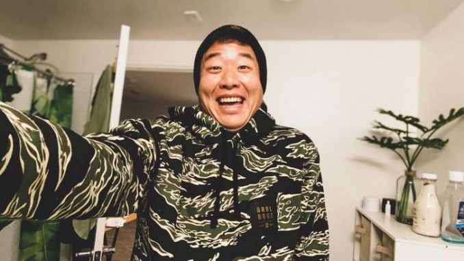 David So is a popular comedian and YouTuber with over 1.4 million subscribers. Source: Instagram