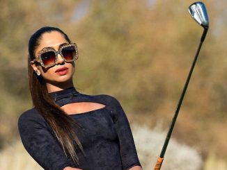 Seema Sadekar has been playing professional golf since 2008. Source: Instagram